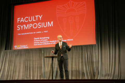 Faculty symposium: David Armstrong