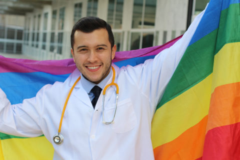 Keck Medicine of USC leader in LGBTQ care