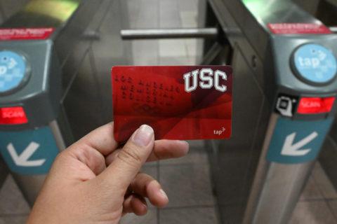 USC transit subsidy