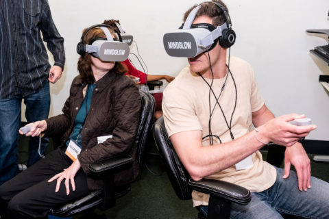 VR active shooter training