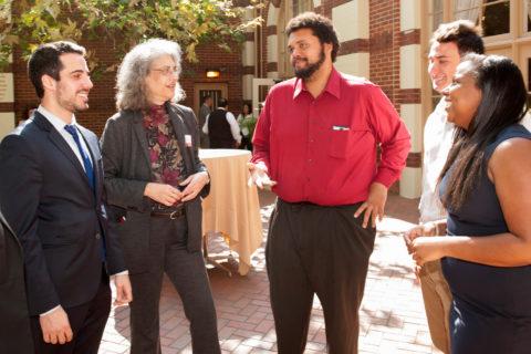 USC Saks Institute Student Scholars mental health law