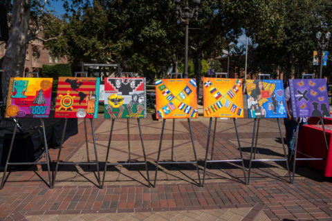Latinx Heritage Month Banners