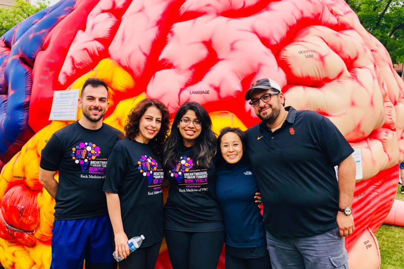 USC brain tumor 5K