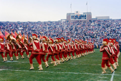 Spirit of Troy Trojan Marching Band