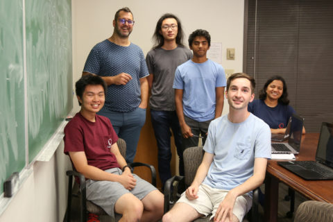 USC students AI for social good