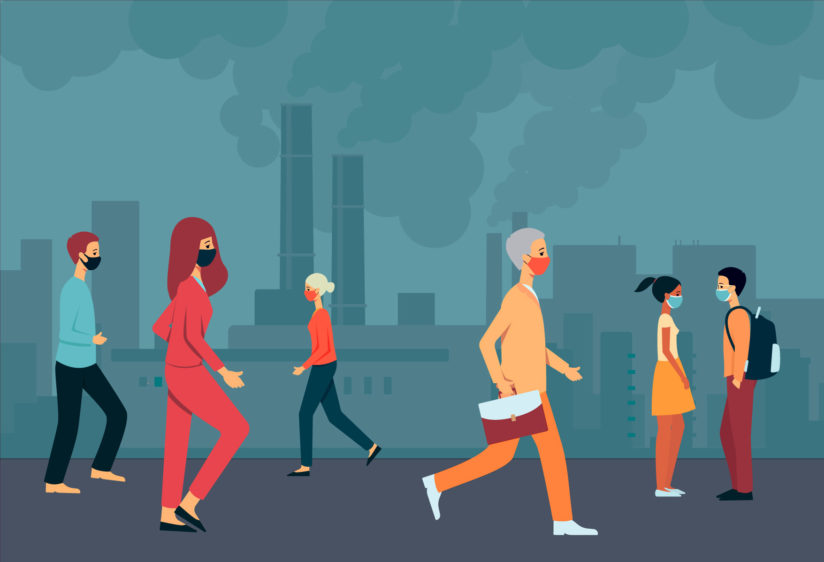 air pollution brain changes alzheimer's disease