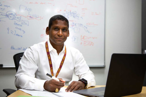 Ashok Deb USC cybersecurity