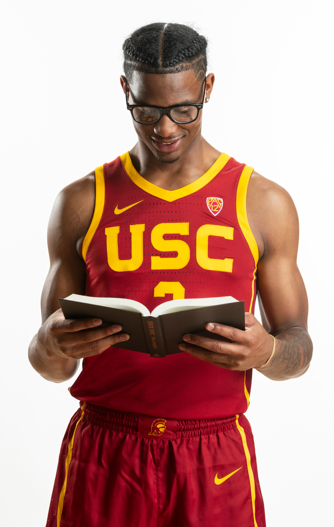Elijah Weaver USC community outreach