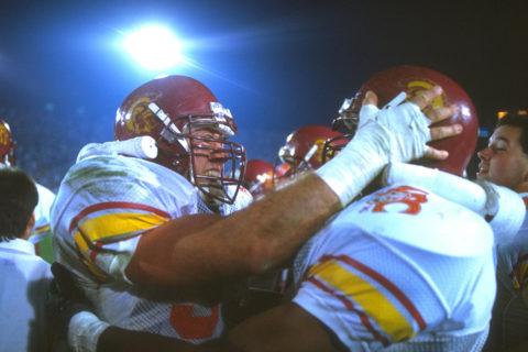 1990 Rose Bowl players