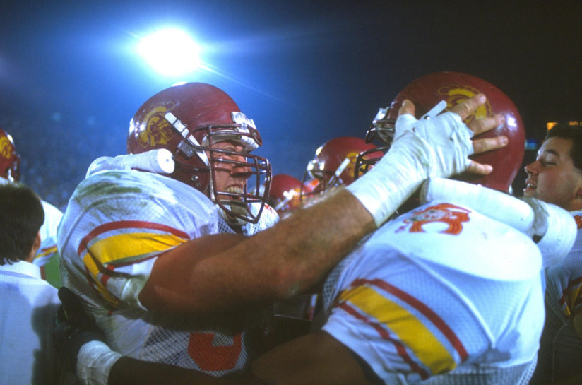 1990 Rose Bowl players