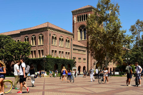 USC Board of Trustees governance changes