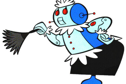 Robot from The Jetsons