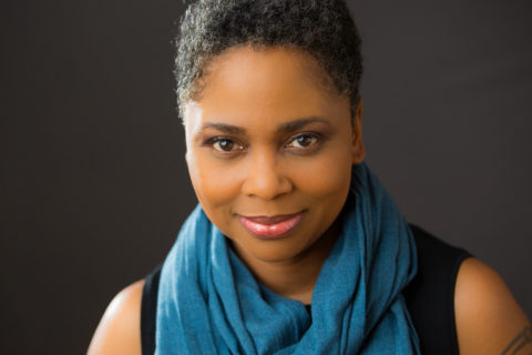 Inda Craig-Galván has done sketch comedy at The Second City and The Groundlings, has a Black Theater Alliance Award & Joseph Jefferson Award nomination, wrote for The Rookie, edited How To Get Away With Murder in addition to being a playwright.   (Photo/Courtesy of 	 Inda Craig-Galván)