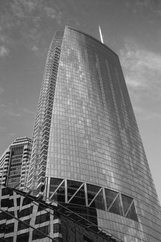 Wilshire Grand building