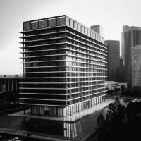 Los Angeles architecture LADWP building