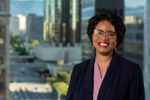 Metrolink CEO Stephanie Wiggins, Metrolink CEO.