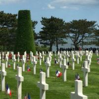 Trojan Travel trips cemetery visit