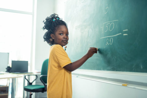 teacher bias white sounding names boys USC study