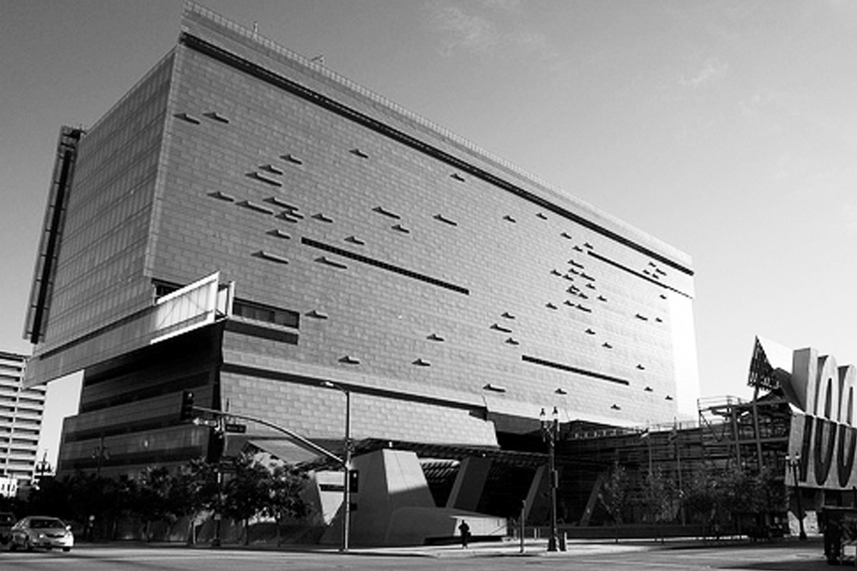 Cal Trans Building