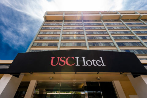 USC hotel green seal