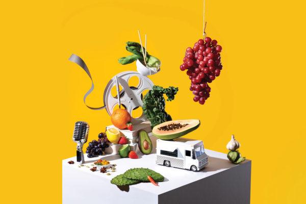 USC Annenberg food journalism