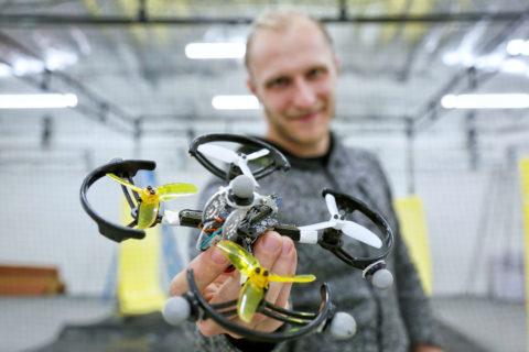 invincible drone