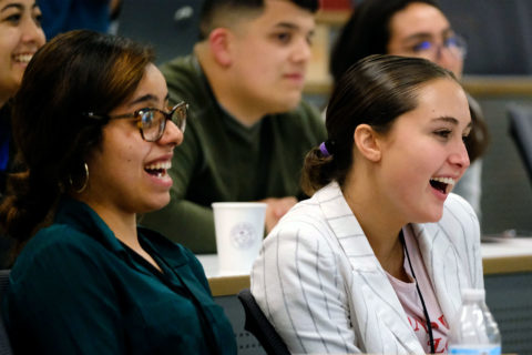 USC Latinx Student Empowerment Conference students