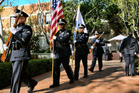 USC-LAPD Martin Luther King Jr. brunch