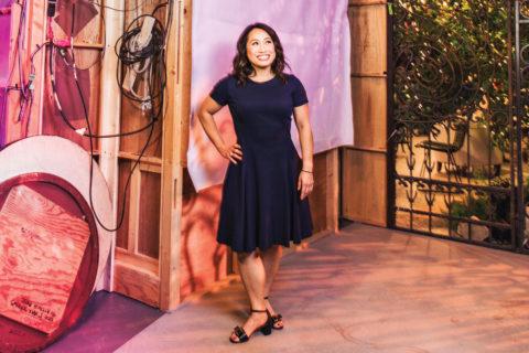 Noriko Kelley program planning and scheduling atCBS