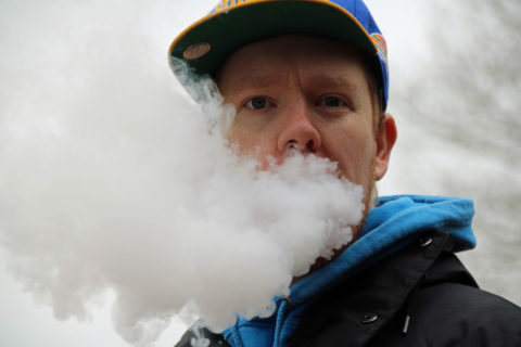 vaping linked to cancer