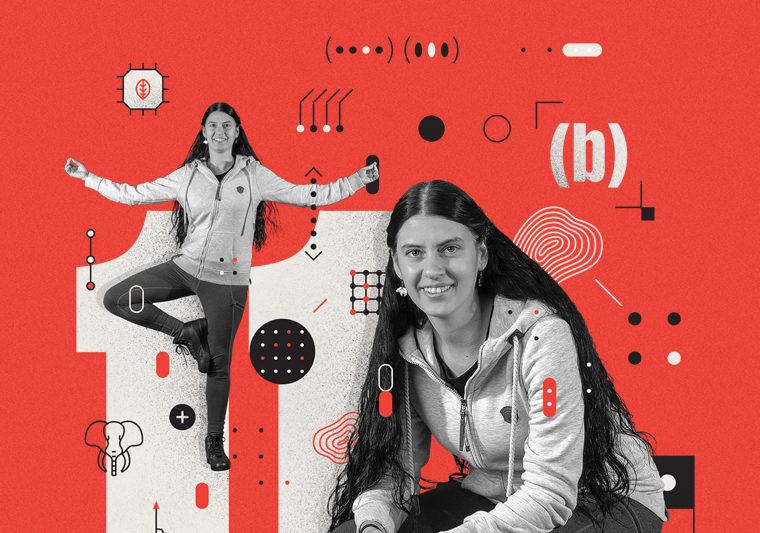 Bistra Dilkina uses math for social good