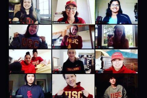USC Leonard Davis online learning