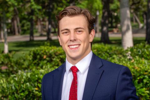 Gavin Kress usc 2020 salutatorian
