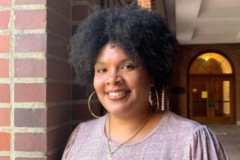 Mahagoney Borrayo-Gilchriest USC grad student