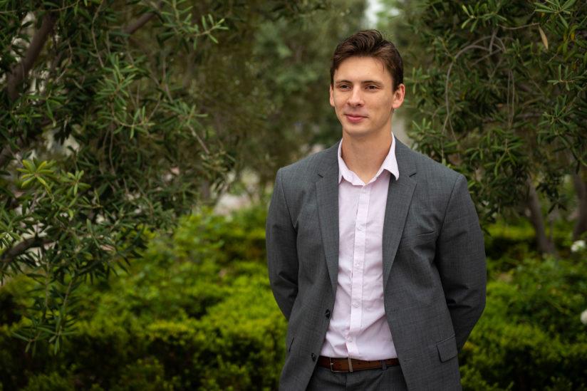 Nicholas Chapman USC neuroscience grad