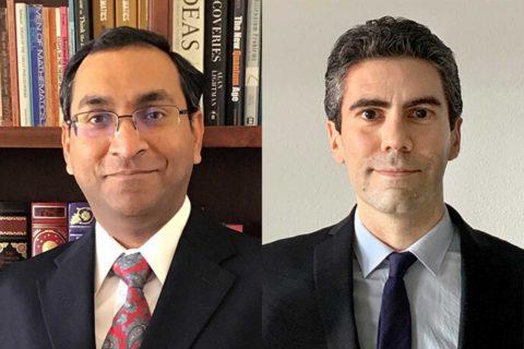 USC Viterbi's Rahul Jain and Pierluigi Nuzzo