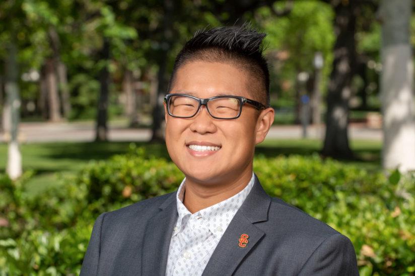 Thomas Kim usc 2020 salutatorian