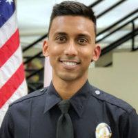 Faisal Rashid LAPD officer