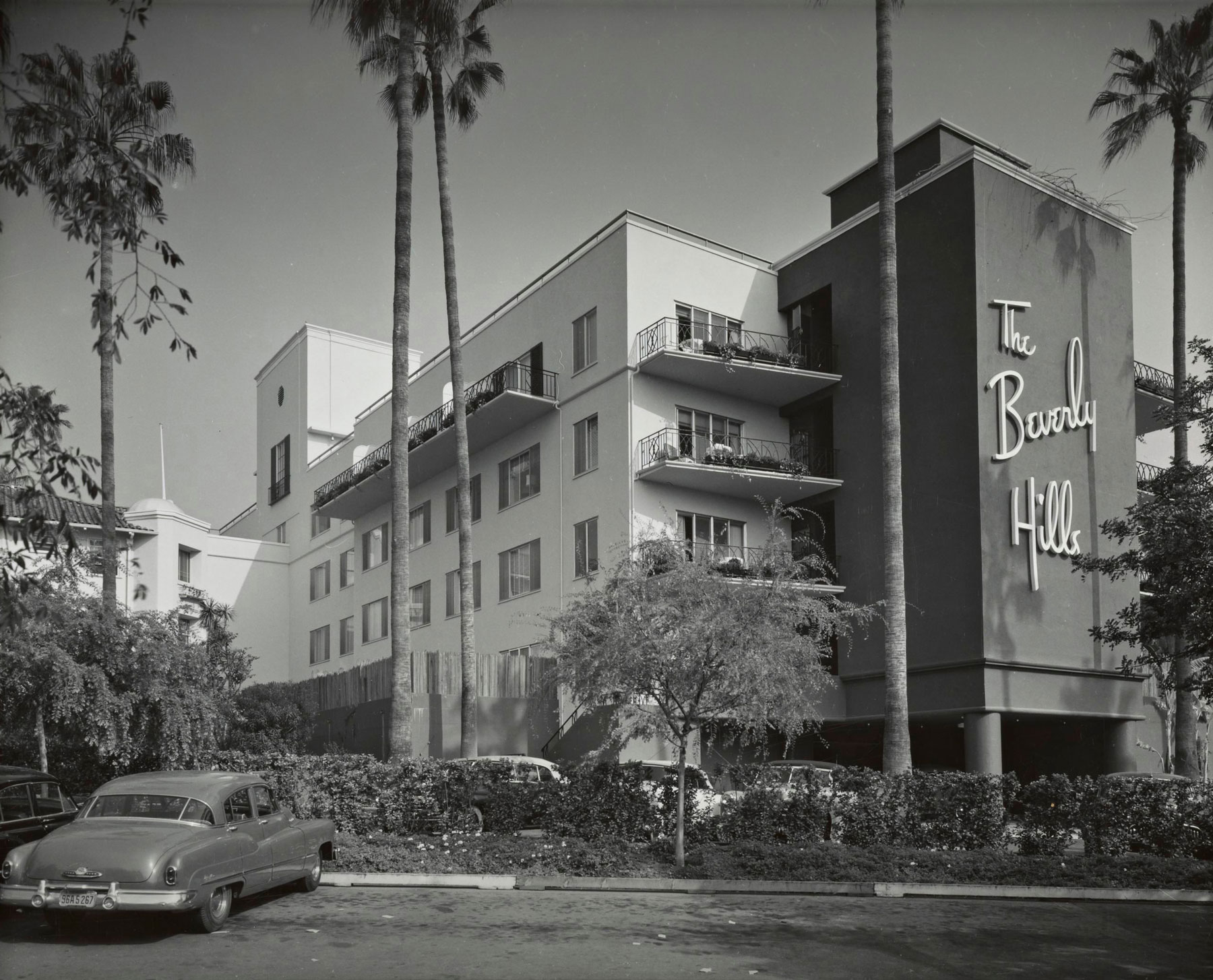 Beverly Hills Hotel Paul Revere Williams