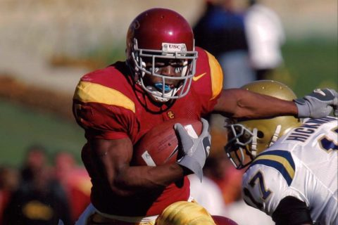 Reggie Bush returns to USC