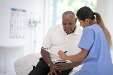 African American prostate cancer risk