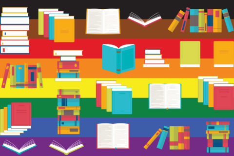 LGBTQ reading list pride