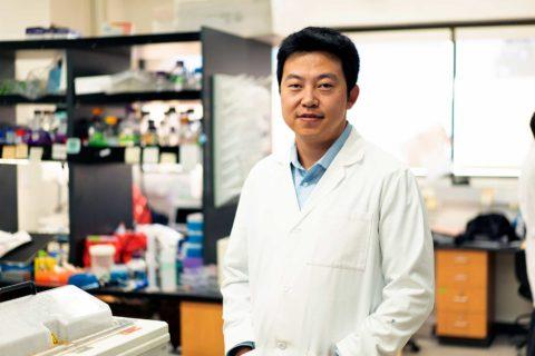 Yong Zhang USC antibody drug conjugates