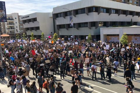 Black Lives Matter fundraiser USC Viterbi