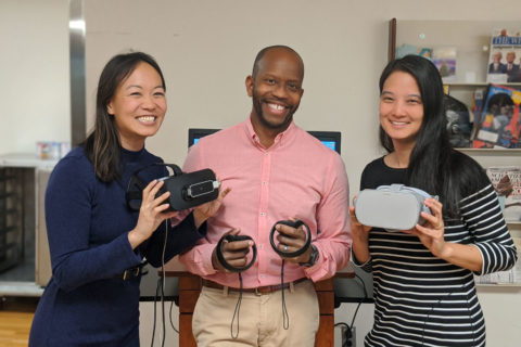VR medical patients neurological diseases
