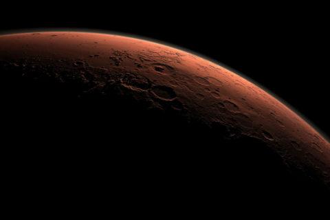 Mars human history culture