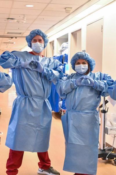 USC doctors and nurses