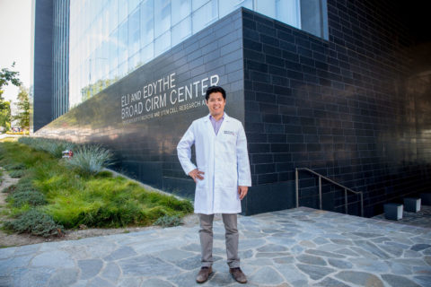 Justin Ichida USC stem cell scientist
