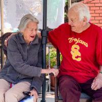 USC Alumni Barbara and Bill Birnie