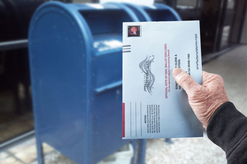 Postal Service And Voting By Mail Under Fire As 2020 Election Looms